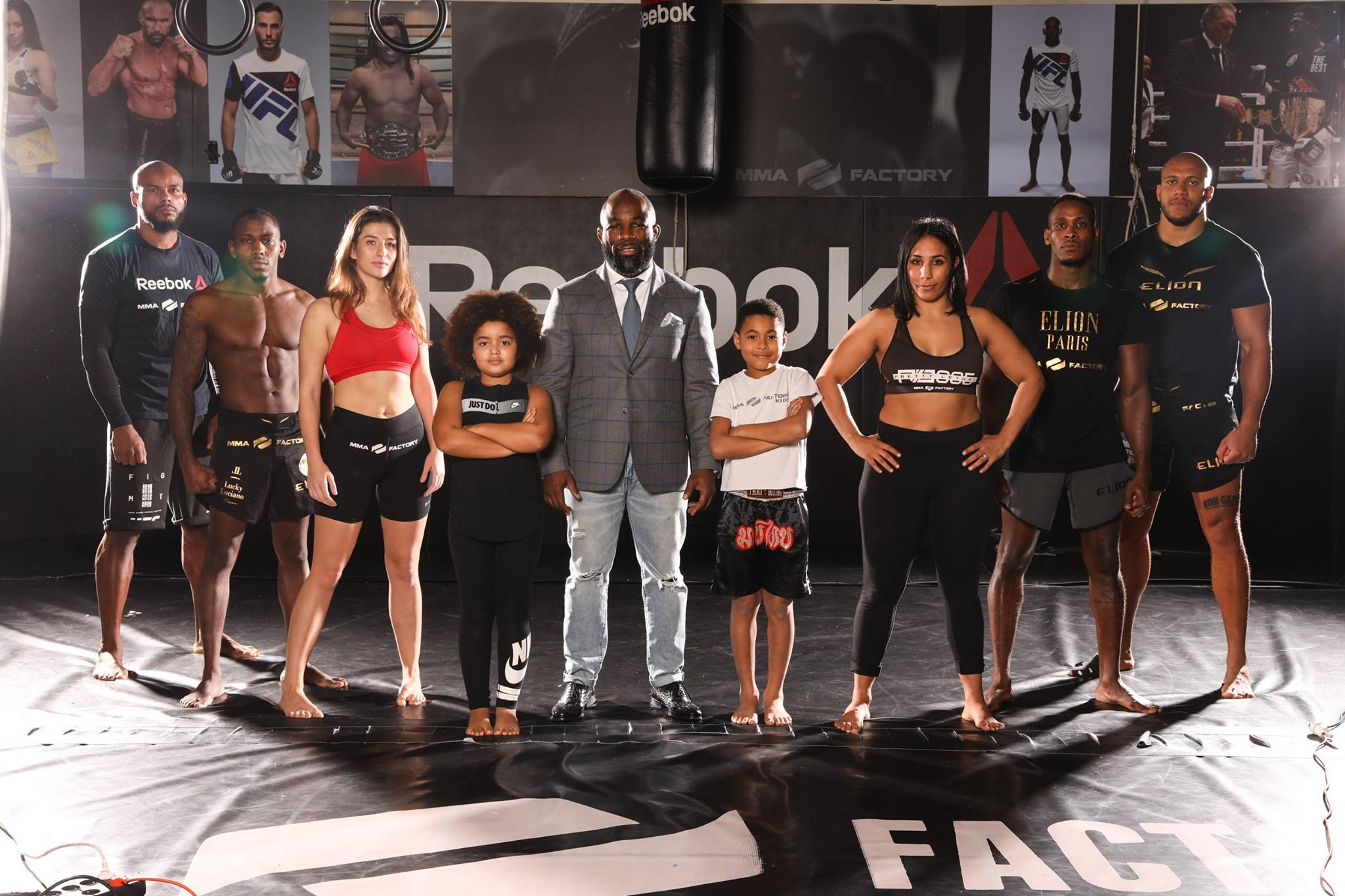 MMA FACTORY FAMILY