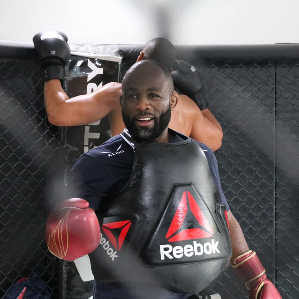 Fernand Lopez coach MMA
