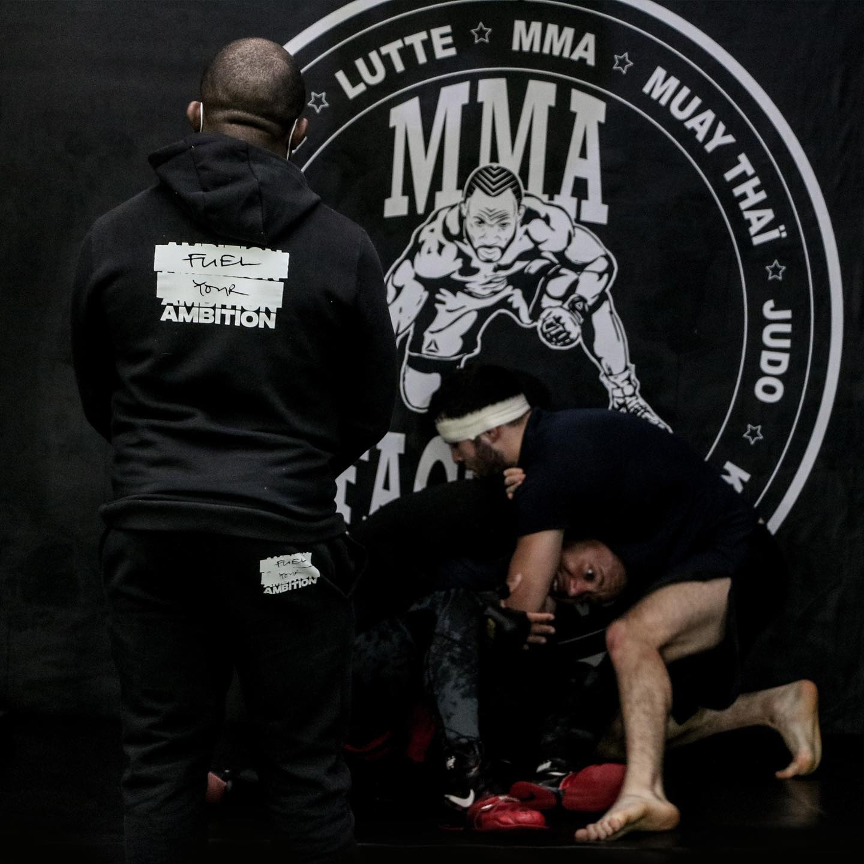 fernand lopez coaching MMA